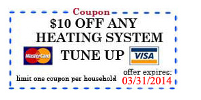 Heating Tune Up Promo